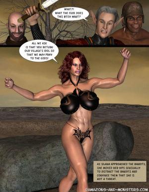 The Trials of Silana - part 5