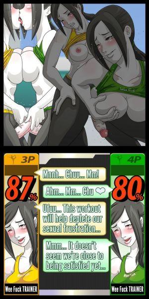 Super Sexual Battle Mirror Match 2 - Pla… - part 2