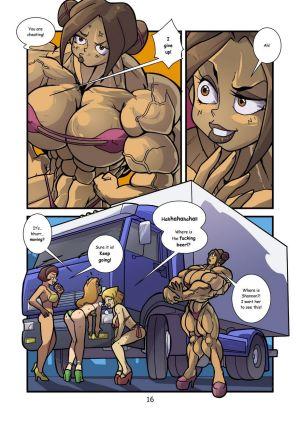 Kartoon Warz 3 - Preparing The Battlegro… - part 2