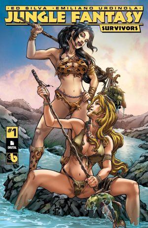 Boundless- Jungle Fantasy Survivor