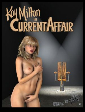 Dolcett- Kay Milton in Current Affair