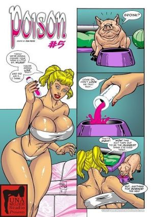 Monsterbabe Central- Poison 5- 6