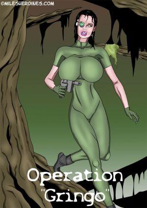 Green Barett – Operation Gringo