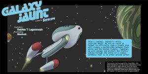 Galaxy Jaunt - Episode 1