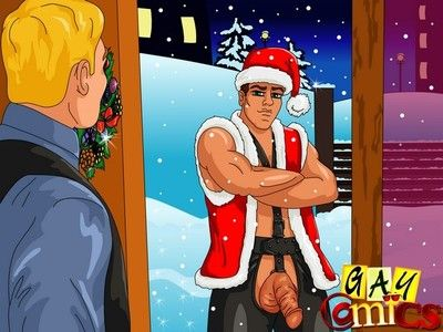 Gay christmas comics unholy offering for gay demons