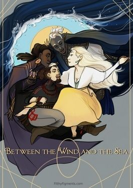 Between The Wind and The Sea