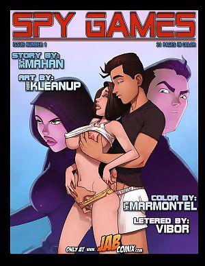 Jab Comix- Spy Games